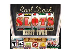 EFX Reel Deal Slots Ghost Town Jewel Case