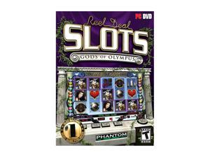 Reel Deal Slots: Gods of Olympus PC Game