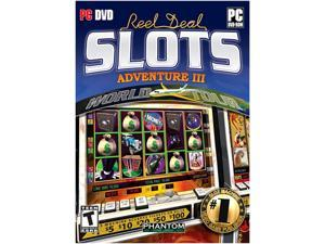 Reel Deal Slots: Adventure 3 World Tour [Game Download]