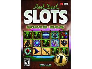 Reel Deal Slots: Enchanted Realms [Game Download]