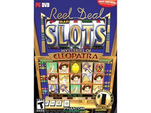 Reel Deal Slots: Mysteries of Cleopatra [Game Download]