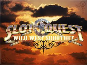 Slot Quest: Wild West Shootout [Game Download]
