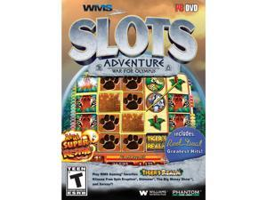 WMS Slots: Adventure War for Olympus [Game Download]