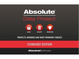 Absolute Software Data Protect - 4 Year