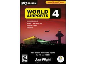 World Airports 4 - Flight Simulator Expansion PC Game