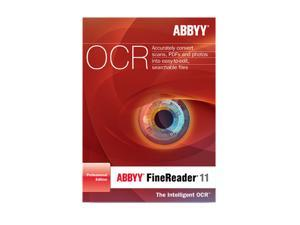 ABBYY FineReader 11 Professional Upgrade