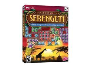 Nation Geographic: Treasures of the Serengeti PC Game