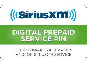 SiriusXM $15.00 Gift Card (Email Delivery)