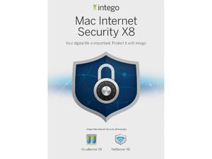 intego Mac Internet Security X8 - 1 Year