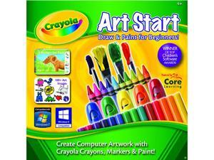 Core Learning Crayola Art Start - Download