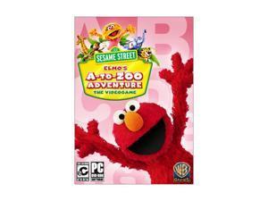 Sesame Street: Elmo's A-to-Zoo Adventure PC Game
