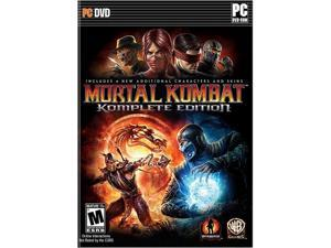 Mortal Kombat Komplete Edition PC Game