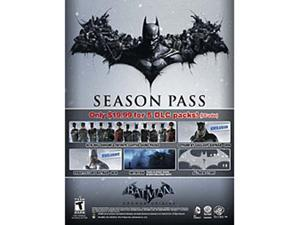 Warner Brothers Batman Arkham Origins Season Pass DLC-Xbox (Digital Code)