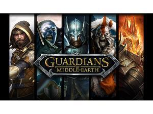 Guardians of Middle-earth: The Warrior Bundle DLC [Online Game Code]