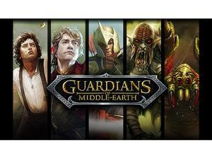 Guardians of Middle-earth: The Striker Bundle DLC [Online Game Code]