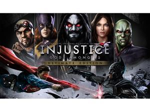 Injustice: Gods Among Us Ultimate Edition [Online Game Code]
