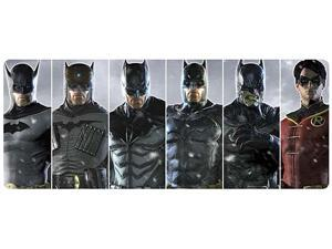 Batman: Arkham Origins: New Millennium Skins Pack DLC [Online Game Code]