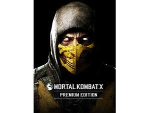 Mortal Kombat X Premium Edition [Online Game Codes]