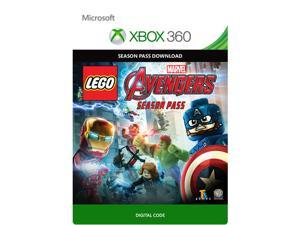 LEGO Marvel's Avengers: Season Pass - Xbox 360 [Digital Code]