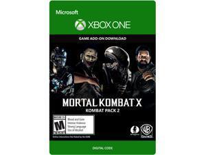 Mortal Kombat X: Kombat Pack 2 - XBOX One [Digital Code]