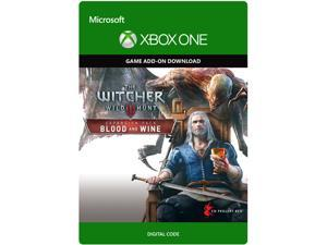 The Witcher 3: Wild Hunt - Blood and Wine XBOX One [Digital Code]