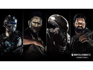 Mortal Kombat X Kombat Pack 2 [Online Game Code]