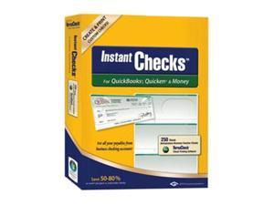 VersaCheck Instant Checks – For QuickBooks, Quicken, & Money - Form #1000 - Business Voucher – Blue - Prestige (500 Sheets/500 Checks)