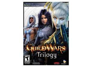Guild Wars Trilogy PC Game