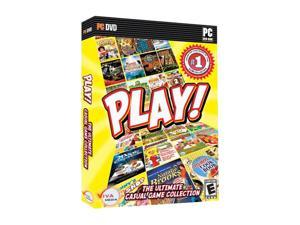 Play! The Ultimate Casual Game Collection PC Game