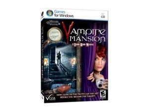 Vampire Mansion: A Linda Hyde Mystery Jewel Case PC Game