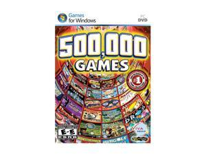 500,000 Games PC Game