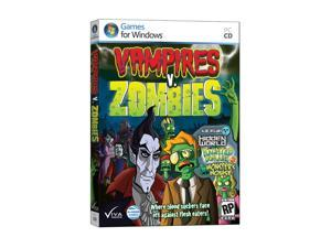 Vampires v. Zombies Jewel Case Bonus Edition