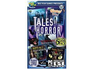 Big Fish: Tales Of Horror Pack (JC)
