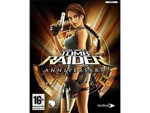 Tomb Raider Anniversary - Mac Game