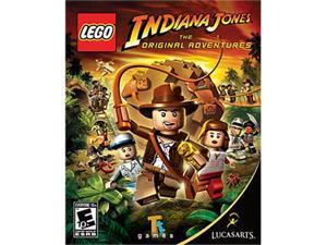 Lego Indiana Jones - Mac Game
