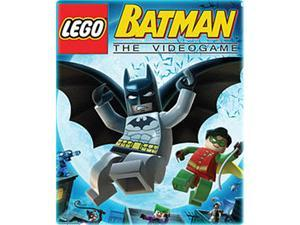 Lego Batman DVD Editon - MAC Game