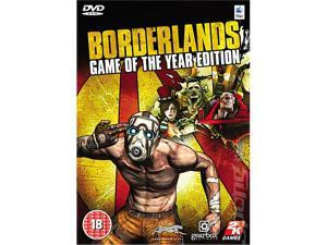 Borderlands: Game Of The Year Edition - Mac Game