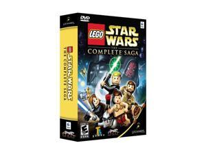Lego Star Wars: The Complete Saga Mac Game