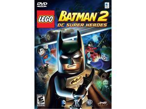 LEGO Batman 2: DC Super Heroes Mac Game