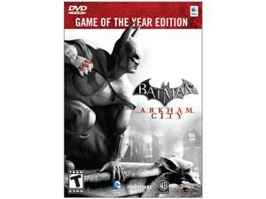Batman: Arkham City - Game of the Year - Mac Game