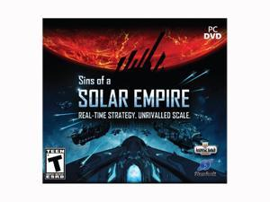 Elemental: War of Magic (Limited Edition) and Sins of a Solar Empire PC Game