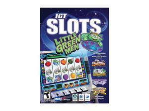 IGT SLOTS: Little Green Men Bilingual PC Game