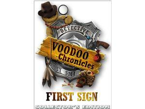 Voodoo Chronicles: First Sign - Collector's Edition [Game Download]