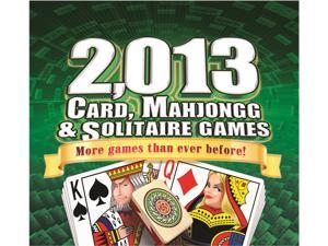 2013 Card, Mahjongg & Solitaire Games [Game Download]