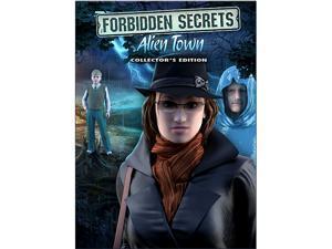 Forbidden Secrets: Alien Town - Collector's Edition - Download