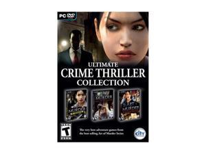 Ultimate Crime Thriller Collection