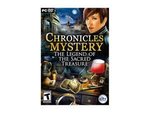 Chronicles of Mystery: The Legend of Sacred Treasure PC Game