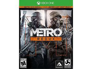 Metro Last Light Redux Xbox One [Digital Code]