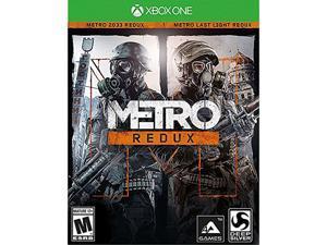 Metro Last Light Redux Xbox One [Digital Code]
