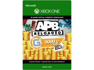 APB Reloaded: 9600 G1C XBOX One [Digital Code]